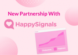 Happysignals partnerskab