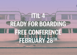 ITIL 4 Conference